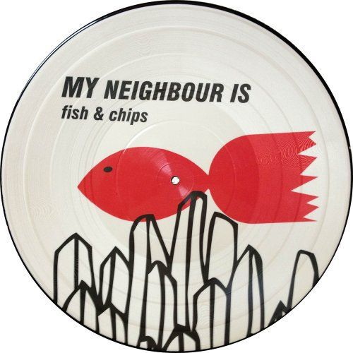 My Neighbor Is: Fish & Chips
