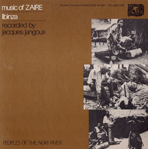 Music of Zaire, Vol. 1: Libinza - Peoples of the Nigri River