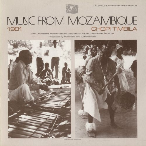 Music from Mozambique, Vol. 2: Chopi Timbila, Two Orchestral Performance