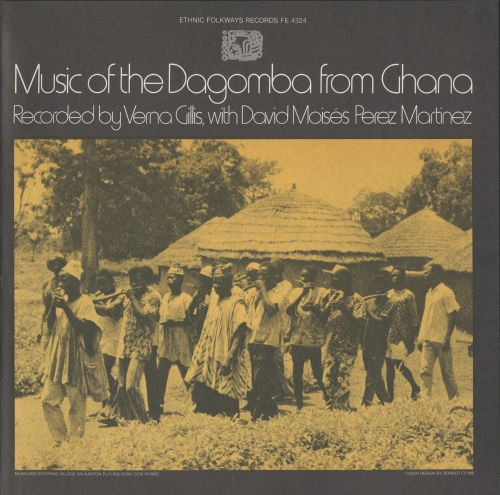 Music of the Dagomba From Ghana