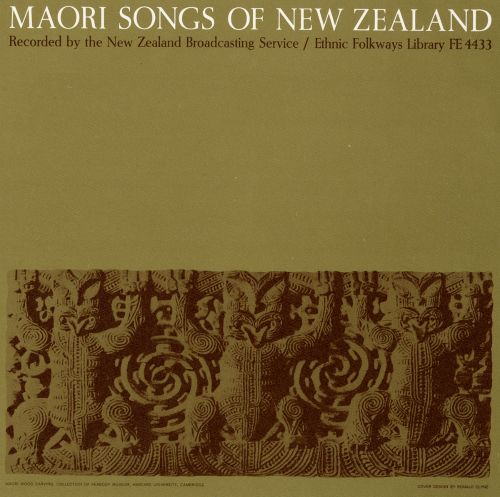 Maori Songs of New Zealand [Folkways]