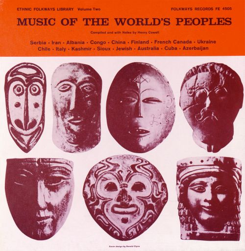 Music of the World's Peoples, Vol. 2