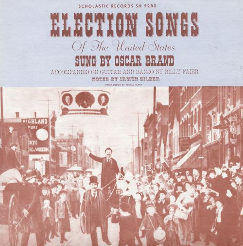 Election Songs of the United States