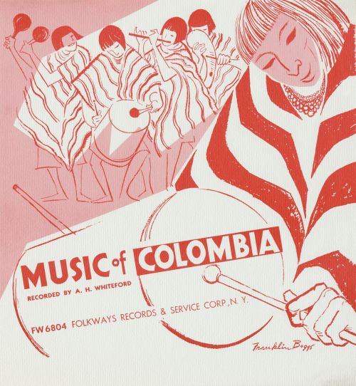 Music of Colombia [Folkways]
