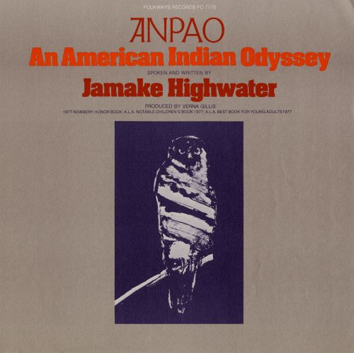 Anpao: An American Indian Odyssey