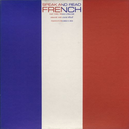 Speak and Read French, Pt. 3: French Literature