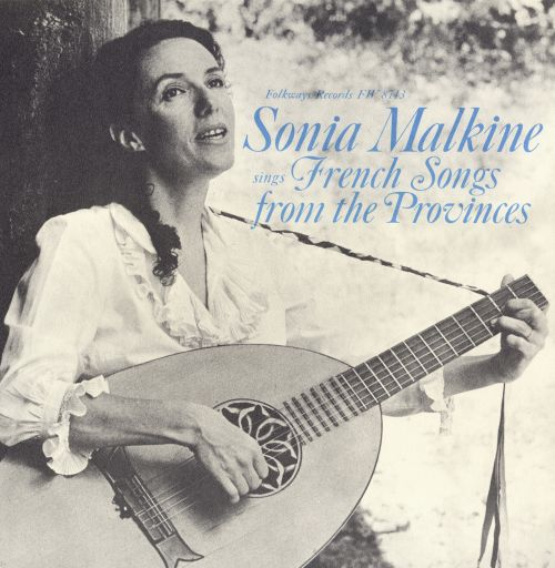 Sonia Malkine Sings French Songs from Provinces