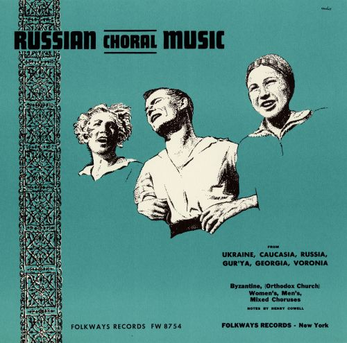 Russian Choral Music [Smithsonian]