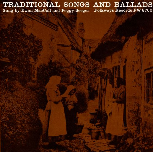 Traditional Songs & Ballads of Scotland
