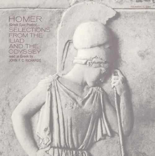 Homer: Greek Epic Poetry