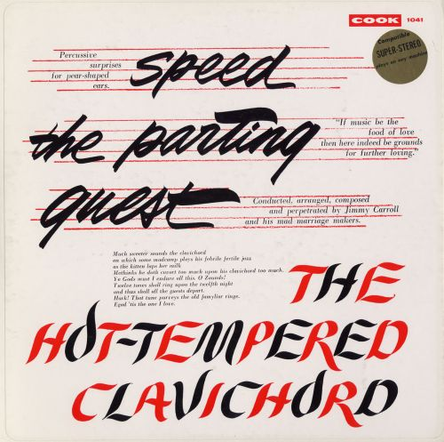 Speed the Parting Guest: The Hot-Tempered Clavichord