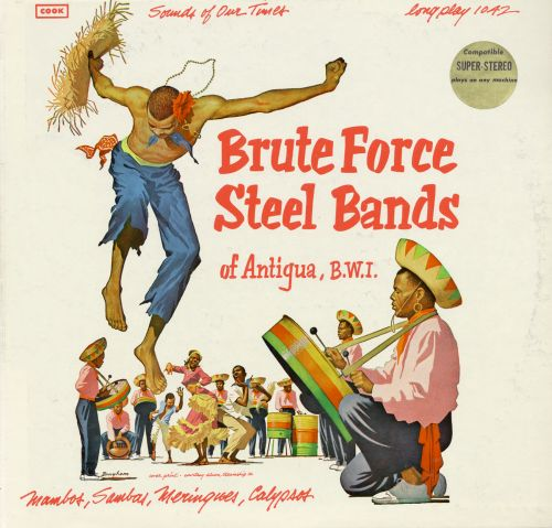 Brute Force Steel Bands of Antigua