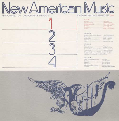 New American Music, Vol.1 [Smithsonian]