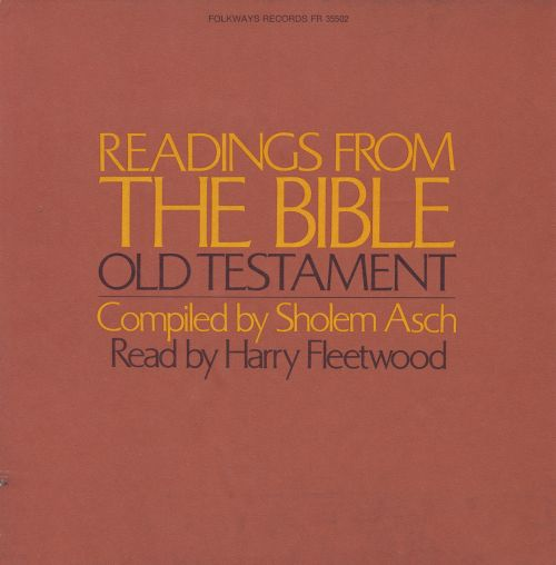Readings from the Bible: Old Testament