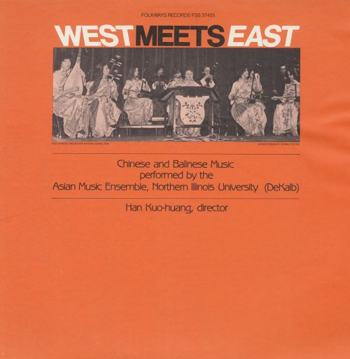 West Meets East: Chinese and Balinese Music