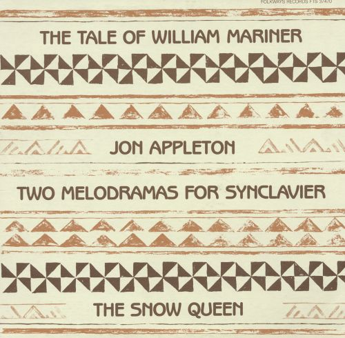 Two Melodramas for Synclavier