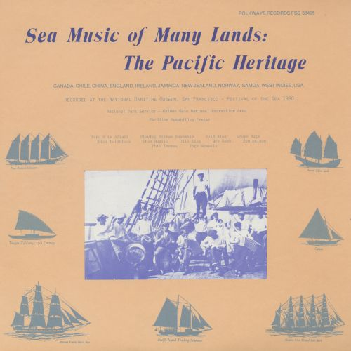 Sea Music of Many Lands: The Pacific Heritage
