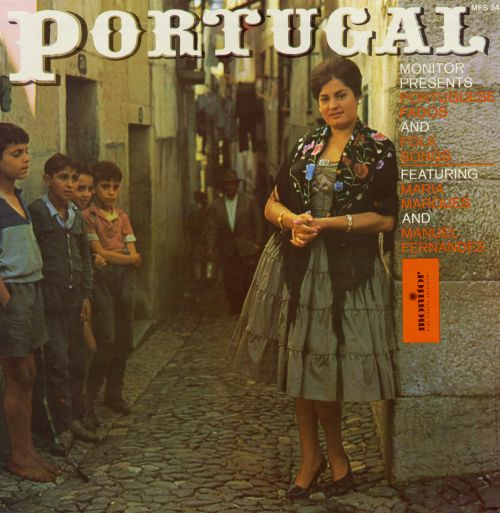 Portuguese Fados and Folk Songs