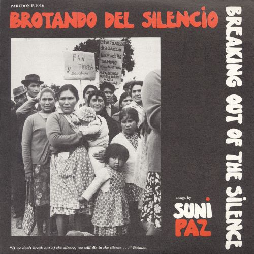Brotando del Silencio: Breaking out of Silence