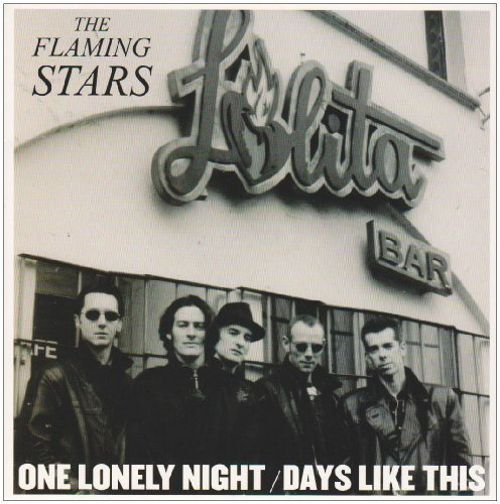 One Lonely Night/Days Like This
