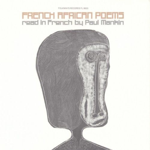 French African Poems: Read by Paul Mankin