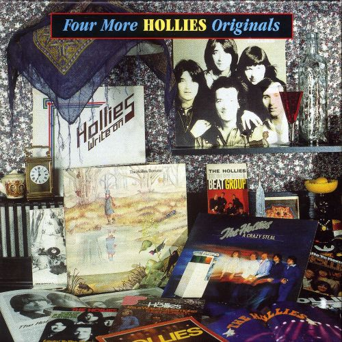 Romany/Write On/The Hollies/A Crazy Steal (4 More Hollies Originals)
