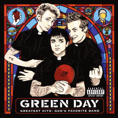 Greatest hits: god's favorite band green day   songs, reviews.