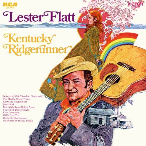 Kentucky Ridge Runner - Lester Flatt | Songs, Reviews, Credits