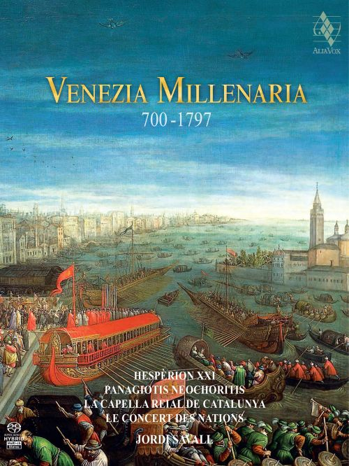 Venezia Millenaria, for voices & chamber ensemble