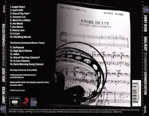 Angel Heart [35th Anniversary Expanded Edition]