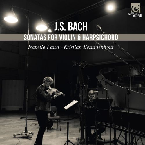Bach Sonatas for Violin and Harpsichord