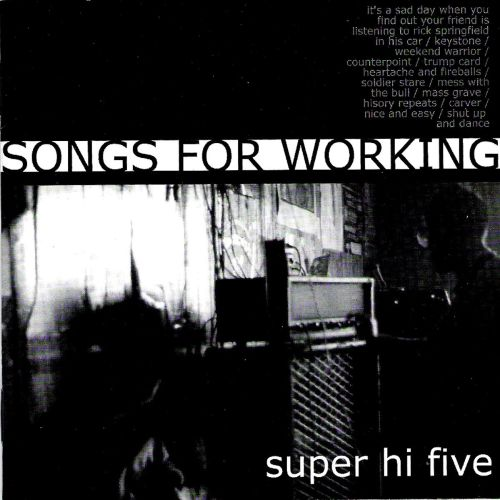 Songs for Working