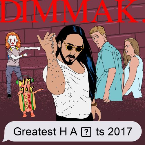"""Dim Mak Drops a Power Packed Playlist with """"Greatest Hits 2017"""""""
