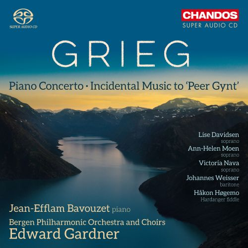 Grieg: Piano Concerto; Incidental Music to