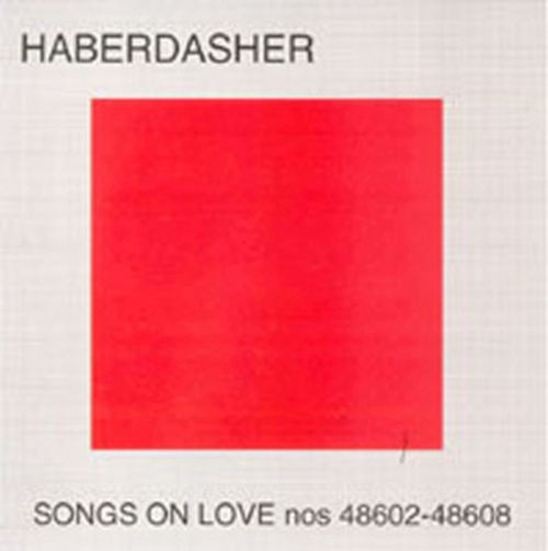 Songs on Love Nos 48602 - 48608