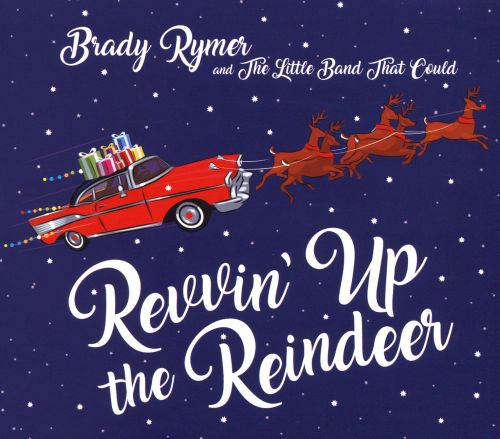 Revvin' Up the Reindeer
