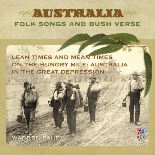 Lean Times And Mean Times On The Hungry Mile: Australia In The Great Depression
