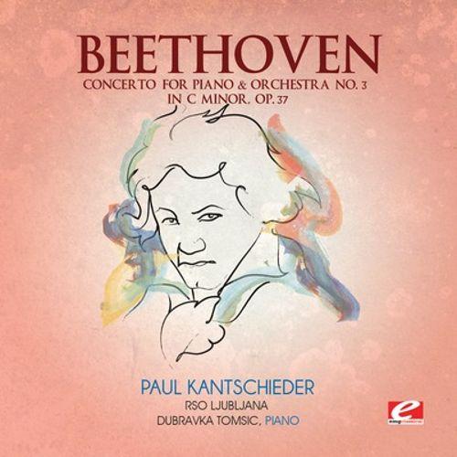Beethoven: Concerto for Piano & Orchestra No. 3 in C minor, Op. 37