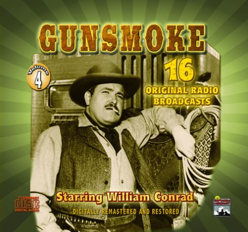 Gunsmoke, Vol  4 - Original Cast Recording | User Reviews