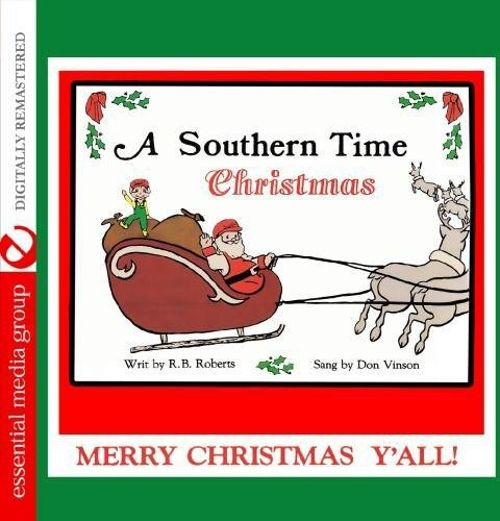 Southern Time Christmas: Merry Christmas Y'all