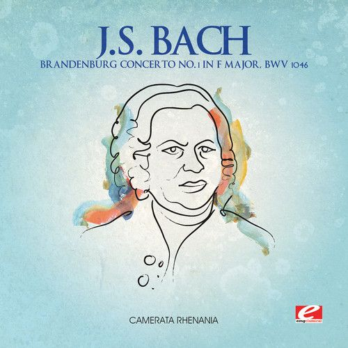 J.S. Bach: Brandenburg Concerto No. 1 in F major, BWV 1046