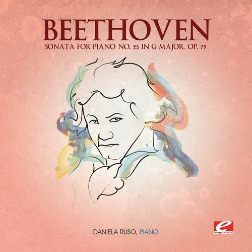 Beethoven: Sonata for Piano No. 25 in G major, Op. 79