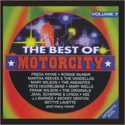 Best of Motorcity, Vol. 7