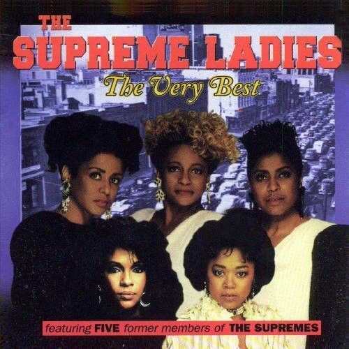 Very Best of the Supreme Ladies