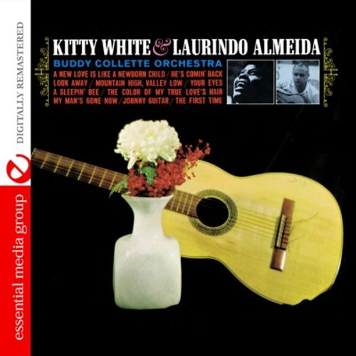 Kitty White & Laurindo Almeida with Buddy