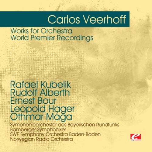 Works for Orchestra: World Premier Recordings