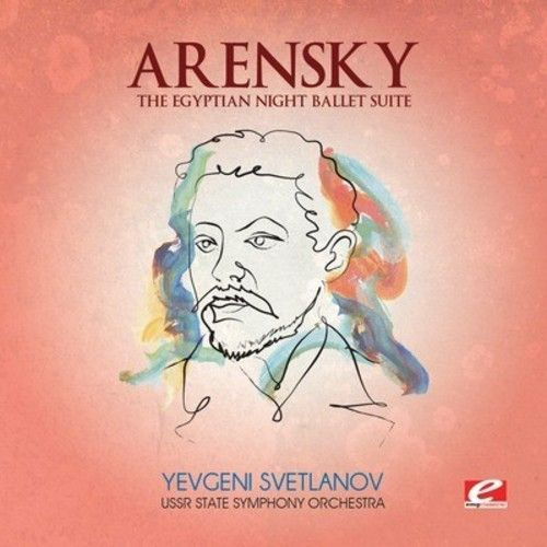 Arensky: The Egyptian Night Ballet Suite