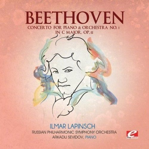 Beethoven: Concerto for Piano & Orchestra No. 1 in C major, Op. 15