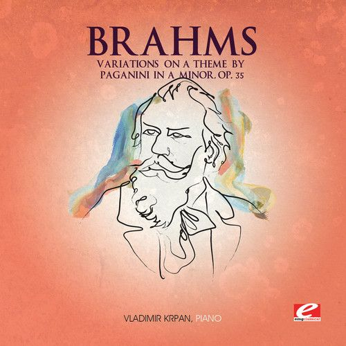 Brahms: Variations on a Theme by Paganini in A minor, Op. 35