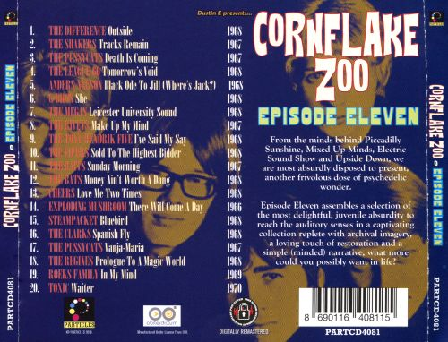 Cornflake Zoo, Vol. 11: The Original Psychedelic Dream